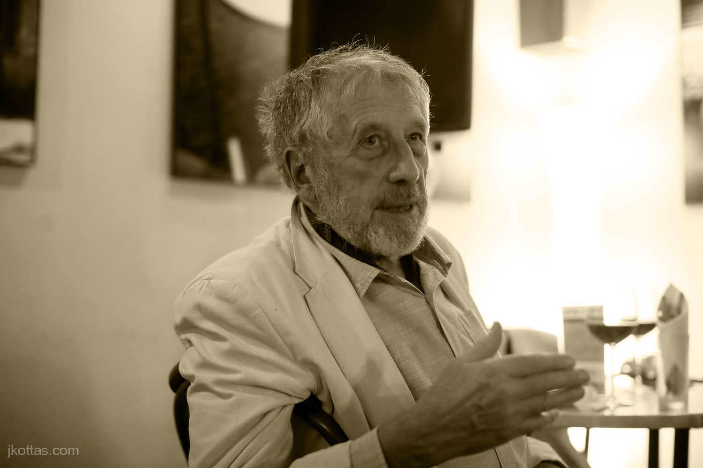 Jan Vodnansky for Prague Coffee House Society