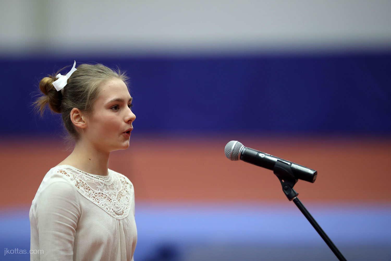 2018_03_03 Ostrava Indoor CZ Championship U16 Saturday